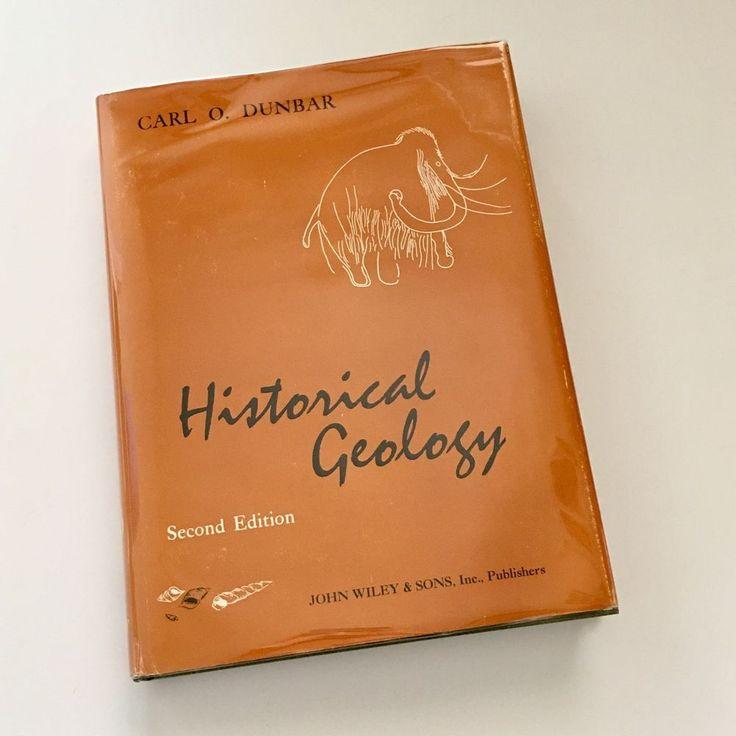 Best 25 environmental science textbook ideas on pinterest historical geology dunbar 1964 vintage textbook paleontology vertebrate jurassic fandeluxe Gallery