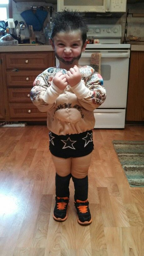 Wwe Halloween Costumes For Kids