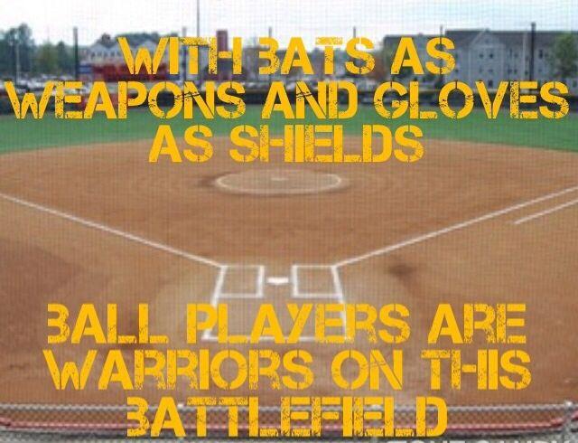 Softball quote ⚾️