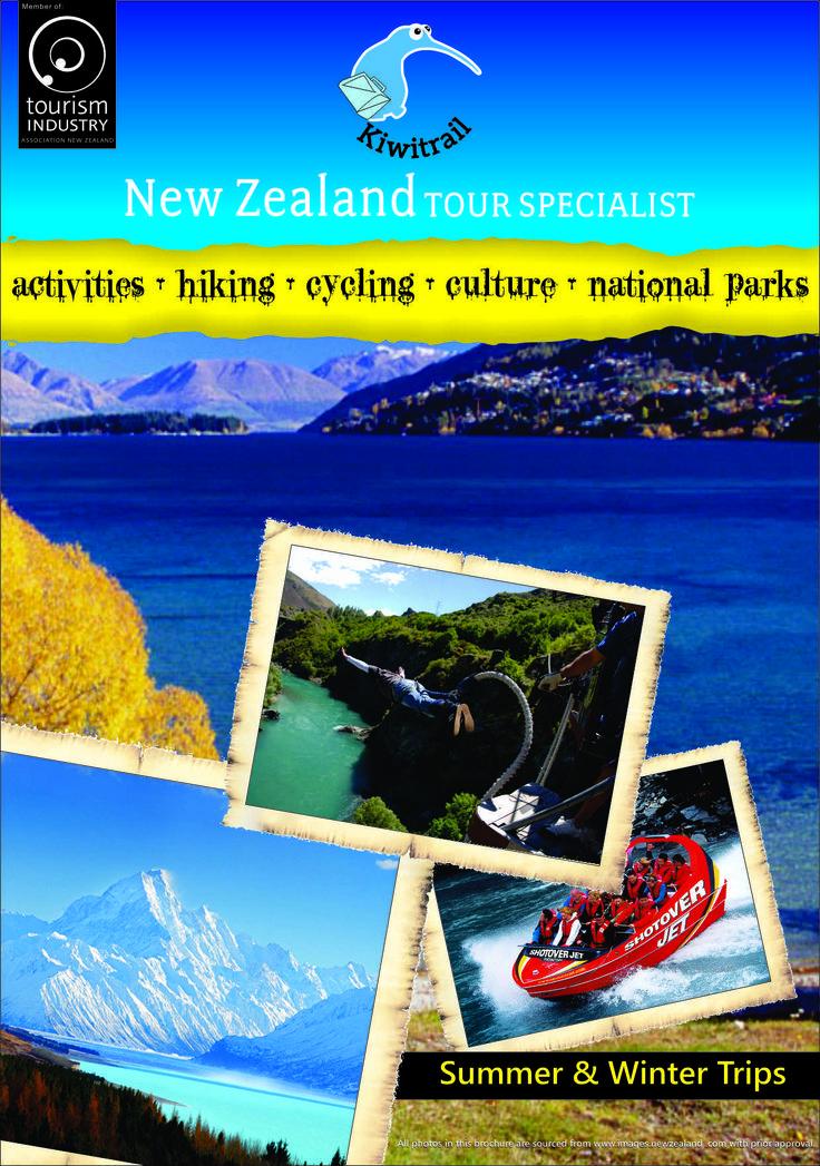 Kiwitrail New Zealand Tours: 2014
