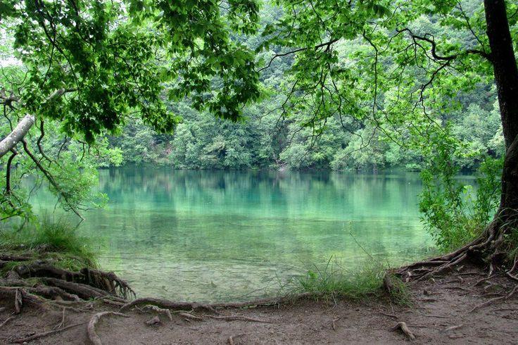 Croatia Plitvicki lakes
