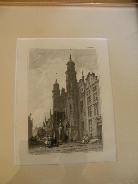 Staloryt  Gdańsk 1840 - 1850  - Zbrojownia