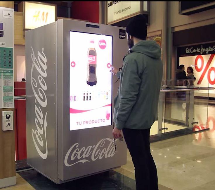 psLIVE  InnovaPos vending digital signage