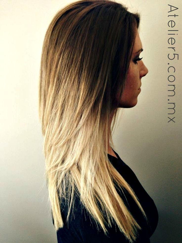 26 maravillosos cortes para cabello largo - Atelier #5