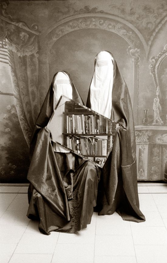 Photograph by Shadi Ghadirian via swoond.com