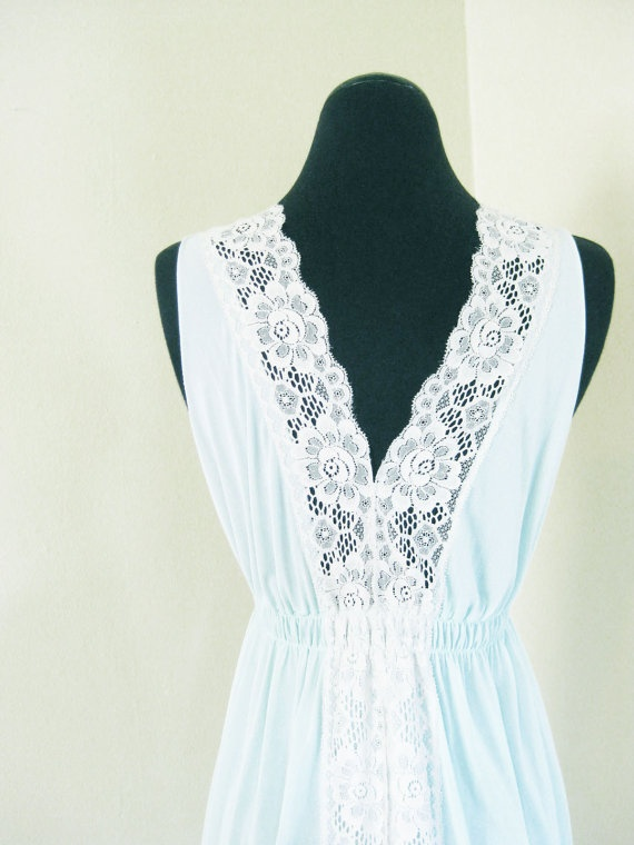 1950's vintage nightgown