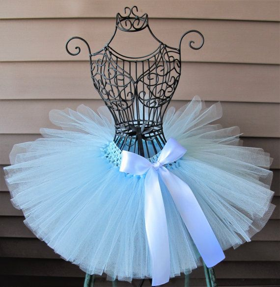 Cinderella Tutu Disney Tutu Dress Up by JustTooCuteCreations