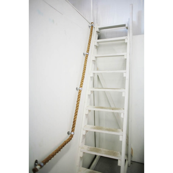 Another Rope Railing Interiors Rope Railing Staircase