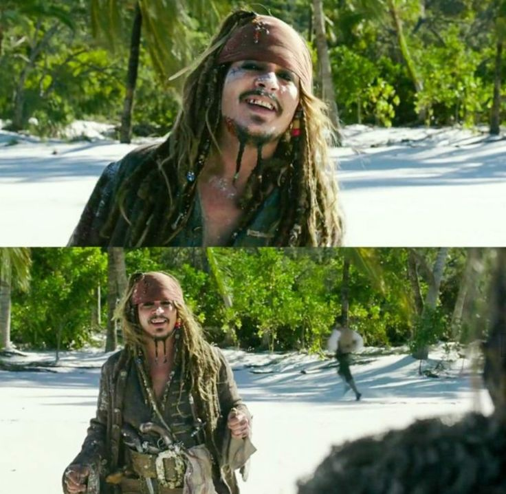 Why are they going to wait for me? ~ Captain Jack Sparrow