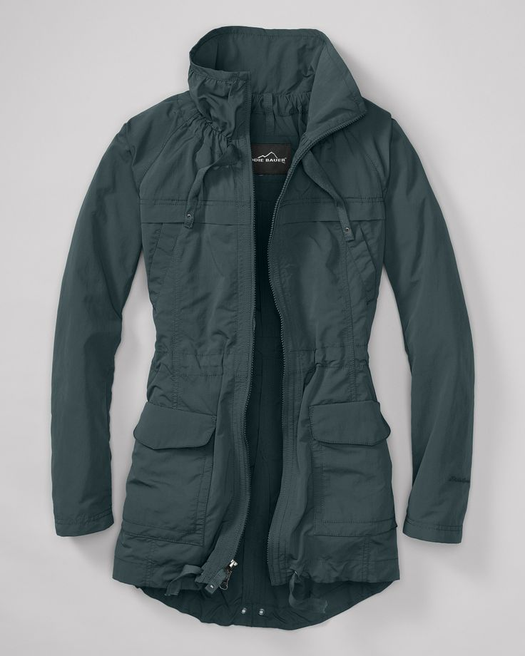Travex® Parka | Eddie Bauer Absolutely love this