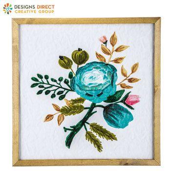 Floral II Canvas Wall Decor | Hobby Lobby | 1404342