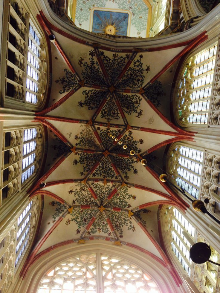 Ceiling St. Jan