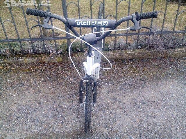 Prodam kolobezku na velkych kolech - obrázek číslo 1