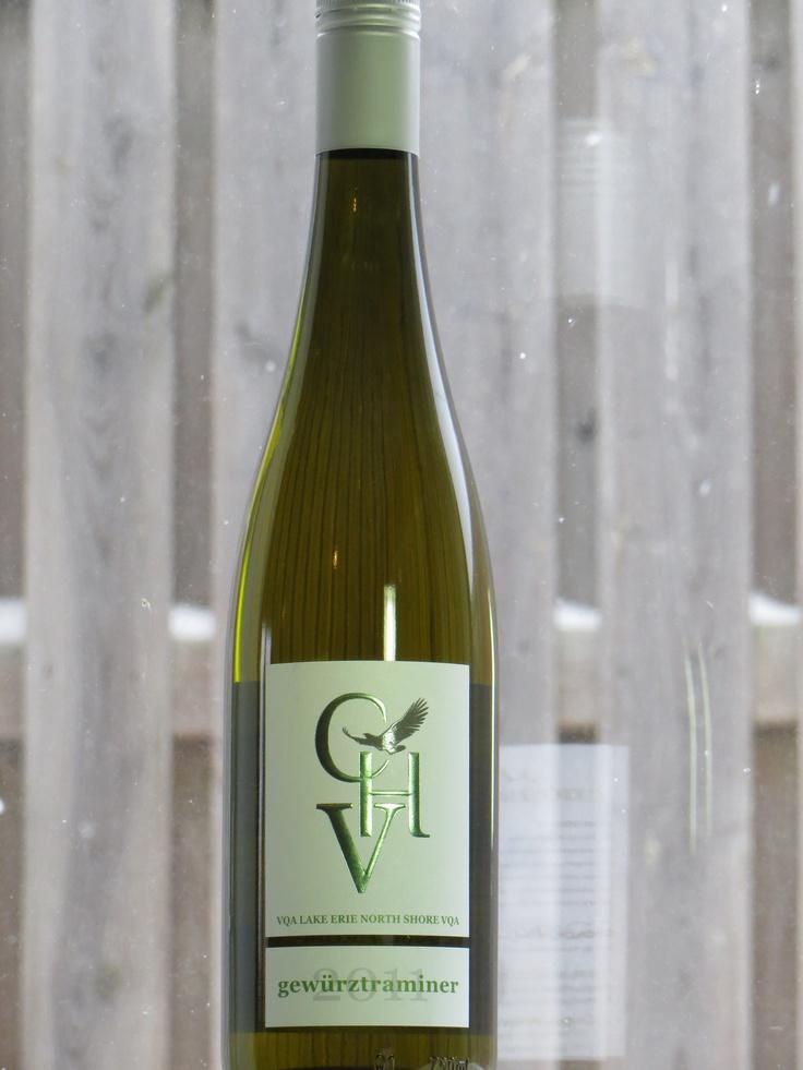 Cooper's Hawk Vineyards - 2011 Gewurztraminer (1) Gold Medal Winner ACWC