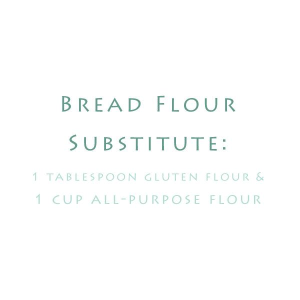 How to Make Bread Flour Substitute at Home