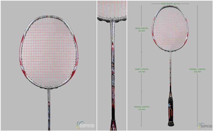 Ashaway Atomic 4 Badminton Racket