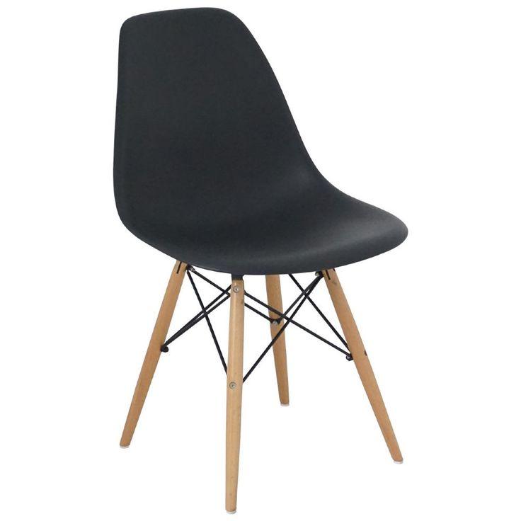 ... Cadeiras Eames no Pinterest Eames, Sala de jantar eames e Cadeira de