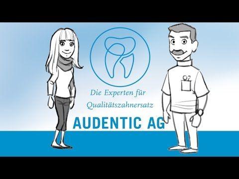Die Experten für Qualitätszahnersatz - Audentic AG