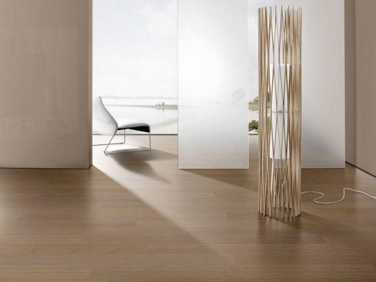 BAMBUS BĚLENÝ NATURE - Parador Trendtime 1 třívrstvá dřevěná podlaha plovoucí