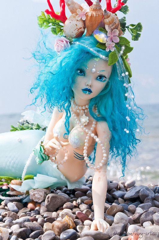 Mermaid spam! | da vanyrei