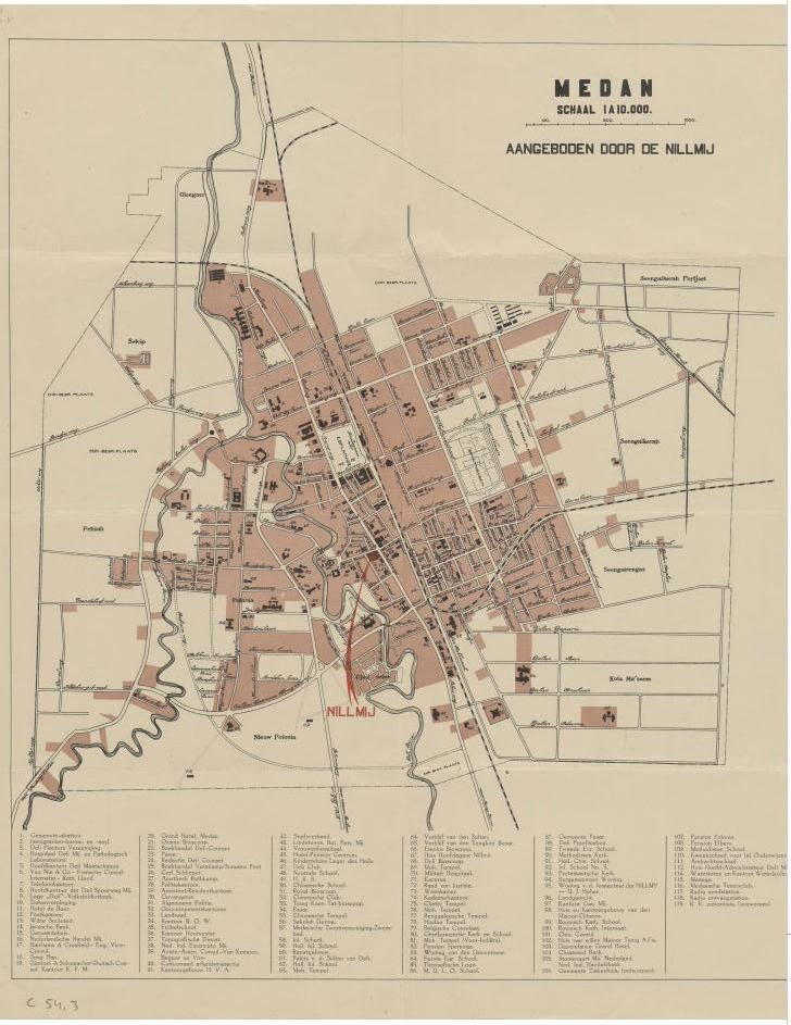 Medan aangeboden door de Nillmij_ca 1915