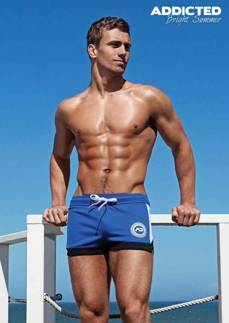 ES Collection Men's Swimwear