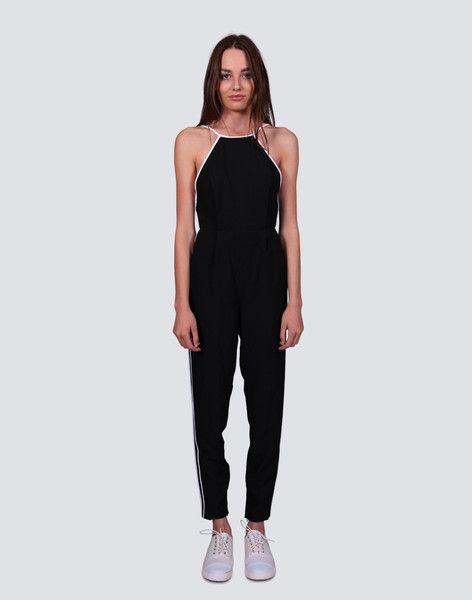 Check the Rhyme Jumpsuit