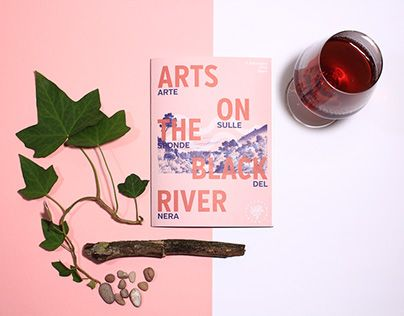 """Check out new work on my @Behance portfolio: """"Arts On The Black River""""…"""