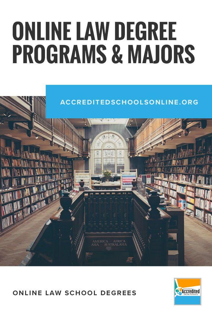 Law School Online >> Best Online Law Degree Programs Of 2018 Start Online Law