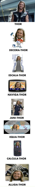 Thor Zitate