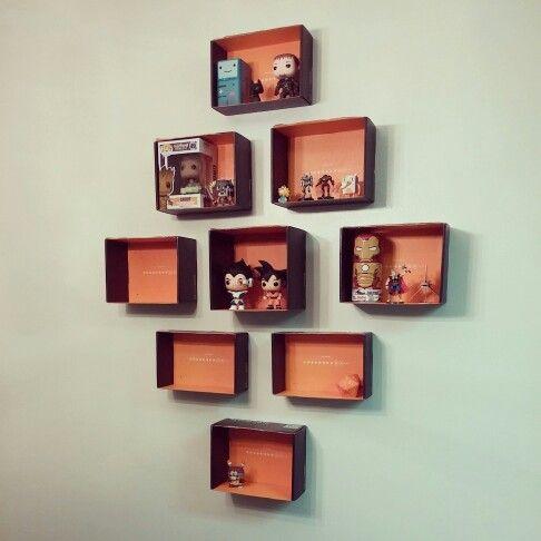 1000 images about figurines display on pinterest toys. Black Bedroom Furniture Sets. Home Design Ideas