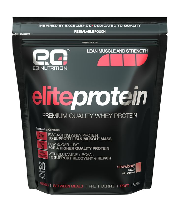 Elite Protein is a convenient, premium grade whey protein shake designed to support your fitness and training goals. Elite Protein provides specifically selected whey proteins in a great tasting and easy-to-mix shake. Elite protein provides a natural source of BCAAs, essential amino acids and glutamine to offer the perfect dietary support for those looking to increase lean muscle, aid recovery or combat unhealthy snacking between meals.