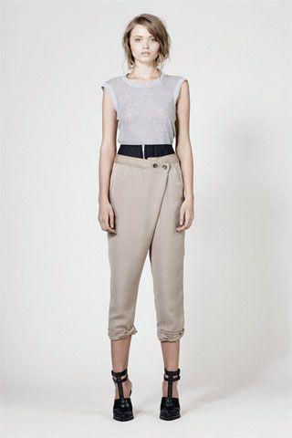 asymmetrical pants - Google Search
