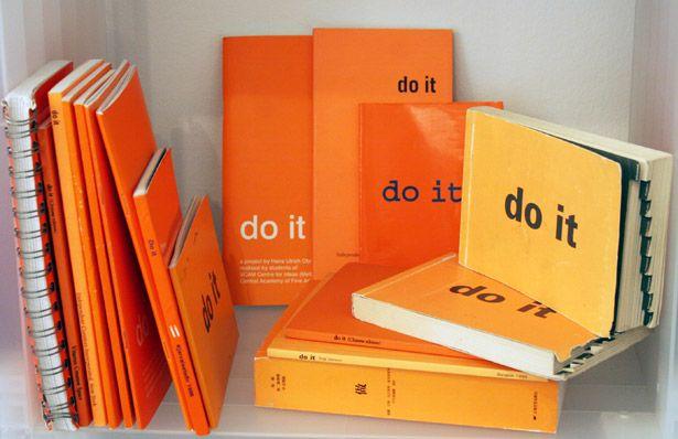 DO IT - Hans Ulrich Obrist