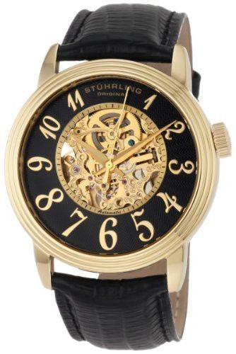 Reloj Stuhrling Original Clásico Delphi Apolo automático 107A.333530  | Antes: $1,605,000.00, HOY: $531,000.00