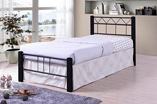 Best 25+ Metal Platform Bed Ideas On Pinterest