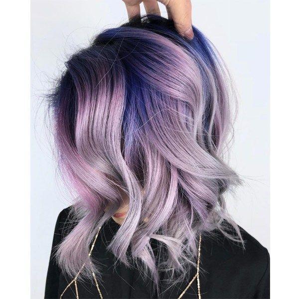 Rooty Pastel Purple Light Purple Hair Light Purple Hair Dye Hair Color Unique