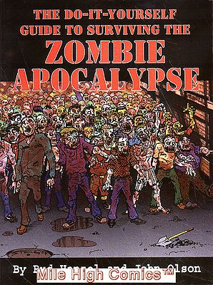 DO IT YOURSELF GUIDE TO SURVIVING THE ZOMBIE APOCALYPSE (2011 Serie #1 Near Mint