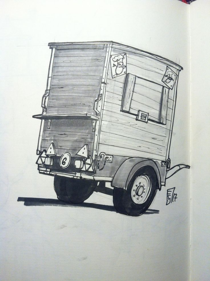 One drawing a day - Day 50