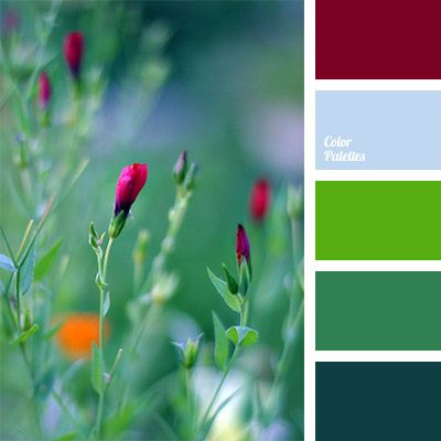 Blue Color Palettes, bright green, burgundy, colour green stems, colour of green plants, colour of greenery, colours of nature, dark green colour, green-light green colour, heavenly, natural shades, rich green and burgundy,