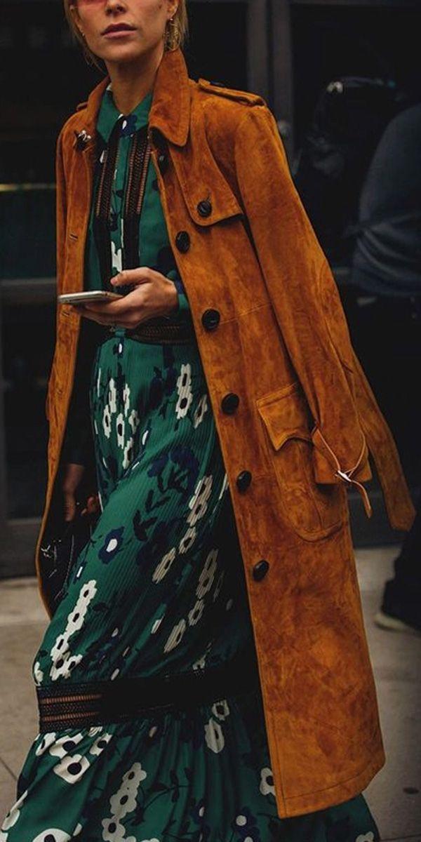 Fashion Pure Color Coat