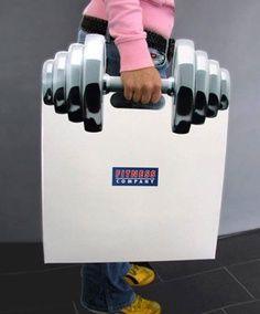 Printed Carrier Bag