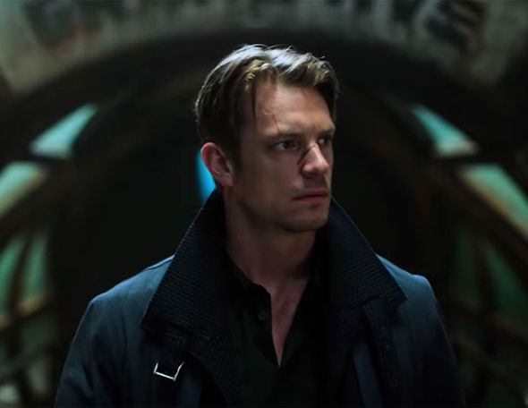 Altered Carbon Cast Has Joel Kinnaman Just Confirmed Takeshi