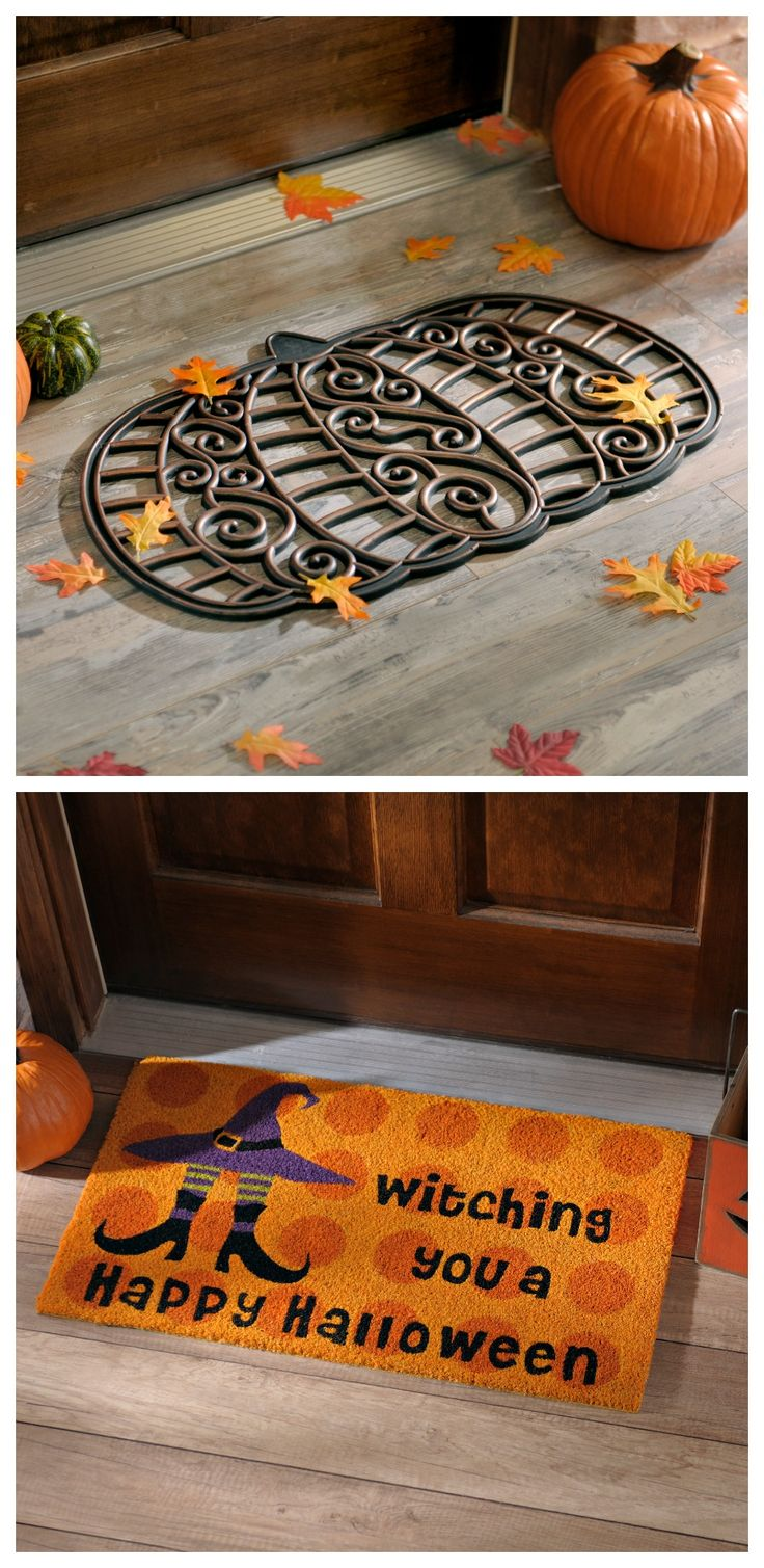 63 best door mats images on pinterest door mats forests and 52 inch ceiling fan - Front door mats as a guest greeting tool ...
