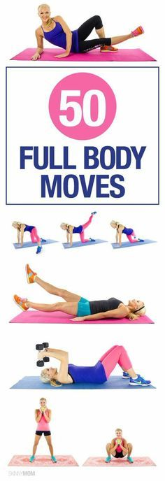 This is the ultimate total body workout!
