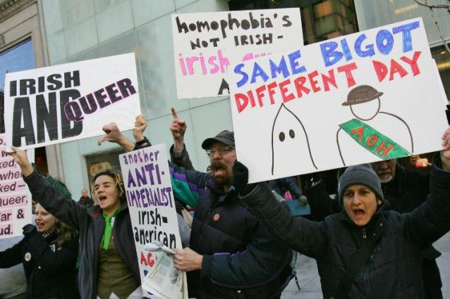 New York City St. Patrick's Day Parade To Allow LGBT Group For First Time Ever