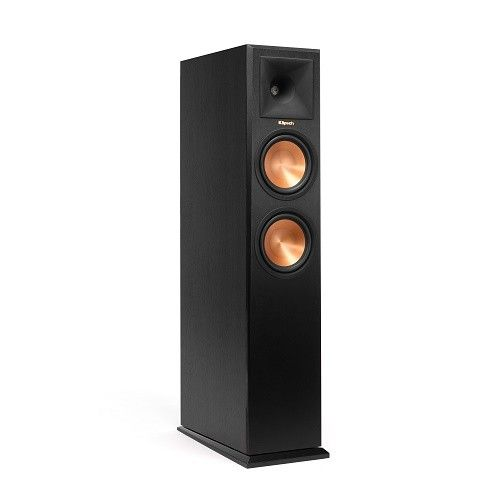 ALTAVOCES KLIPSCH RP-260F. The Reference Premiere RP-260F floorstanding speaker takes your movies and music to the next level. Crisp highs and deep bass effortlessly fill a large room with lifelike sound. Your friends will be jealous – your neighbors will be pissed.  #altavocessuelo #altavoces #Klipsch
