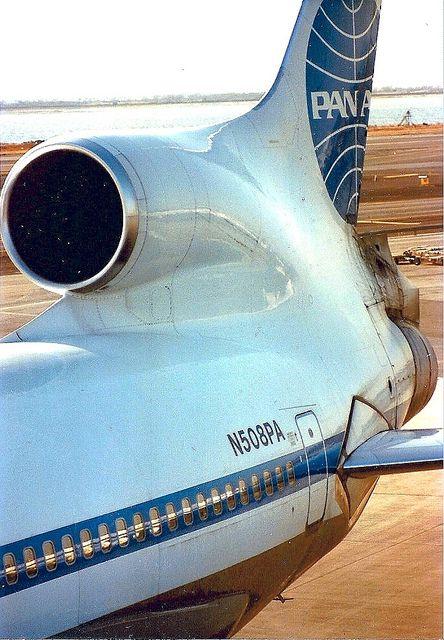 Pan American World Airways Lockheed L-1011-385-3 TriStar 500 (cn 193Y-1186) by Eugene Delaney, via Flickr