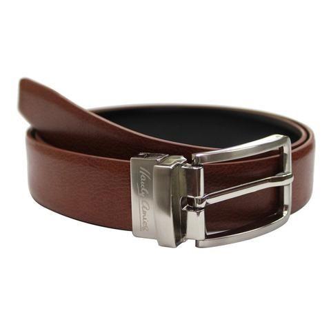 Hardy Amies brownreversible leather belt with pin buckle. #Dapper #Gentleman #Men #Menswear #BritishTailoring #Suit #SlimFit #Shirt #Tailored #Vintage #Class #Streetstyle #Classic #Classy #HardyAmies #LondonStyle #ModernMan