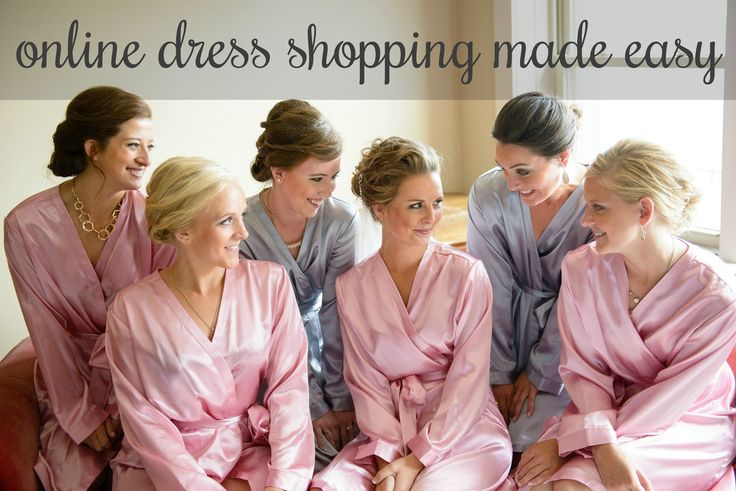 Bring simplicity and excitement to your online bridesmaid dress shopping experience with the convenience of Kennedy Blue!